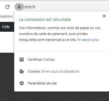 Mise en place du protocole https sur les images d'un WordPress